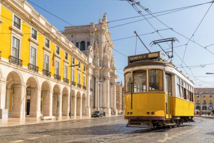Spårvagnslinje 28 – en av Lissabons prisvärda sevärdheter