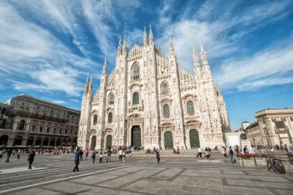 Il duomo – sevärdhet i Milano