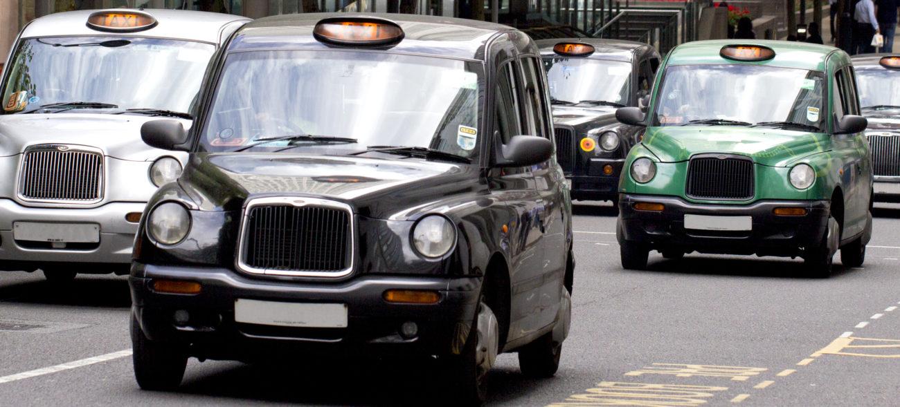 Taxi i London