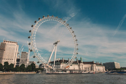 London Eye – sevärdhet i London