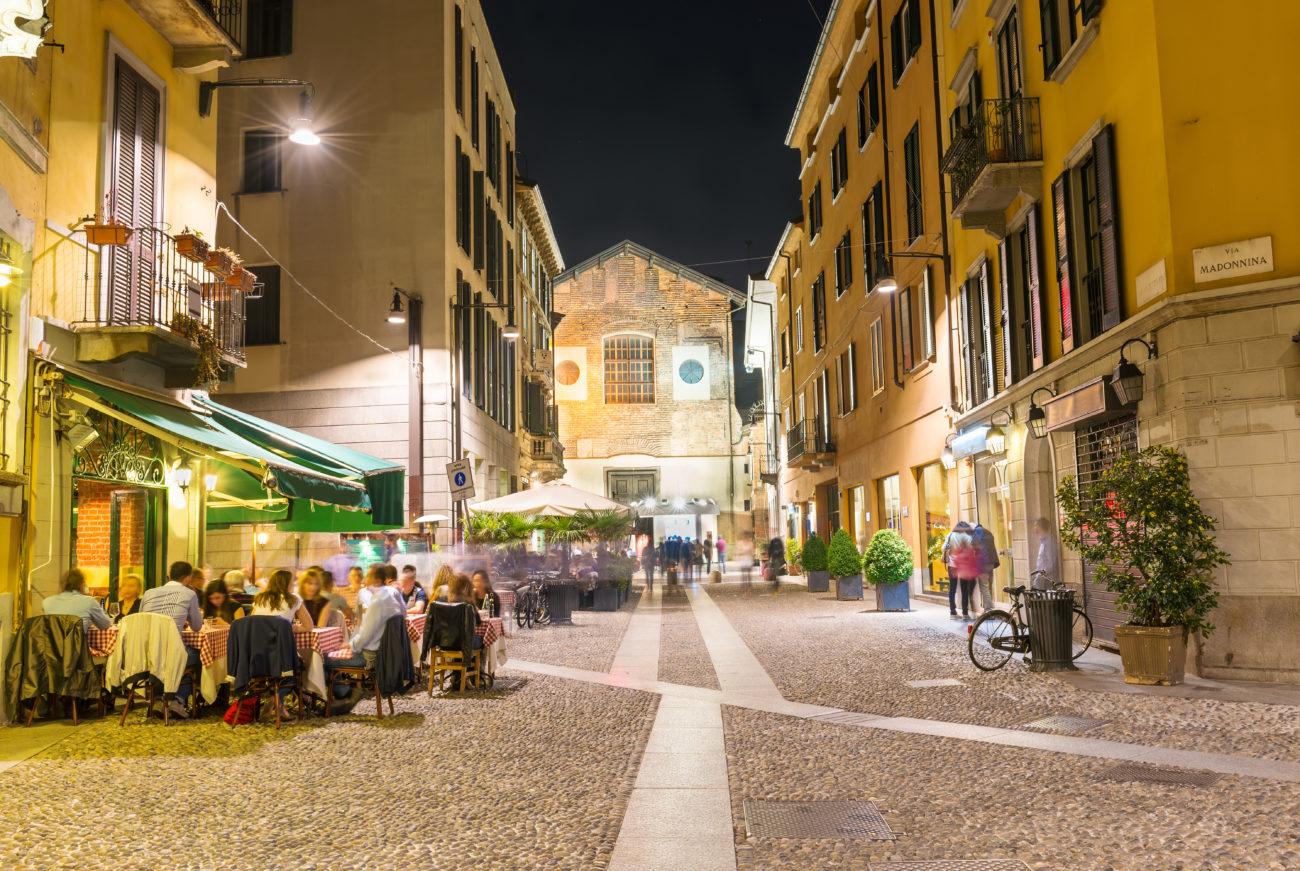 Prisvärda och bra restauranger i Milano