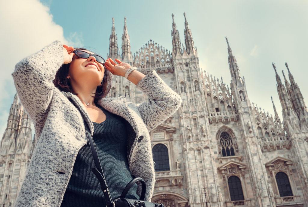 Väder i Milano