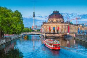Berlin – en spännande storstad