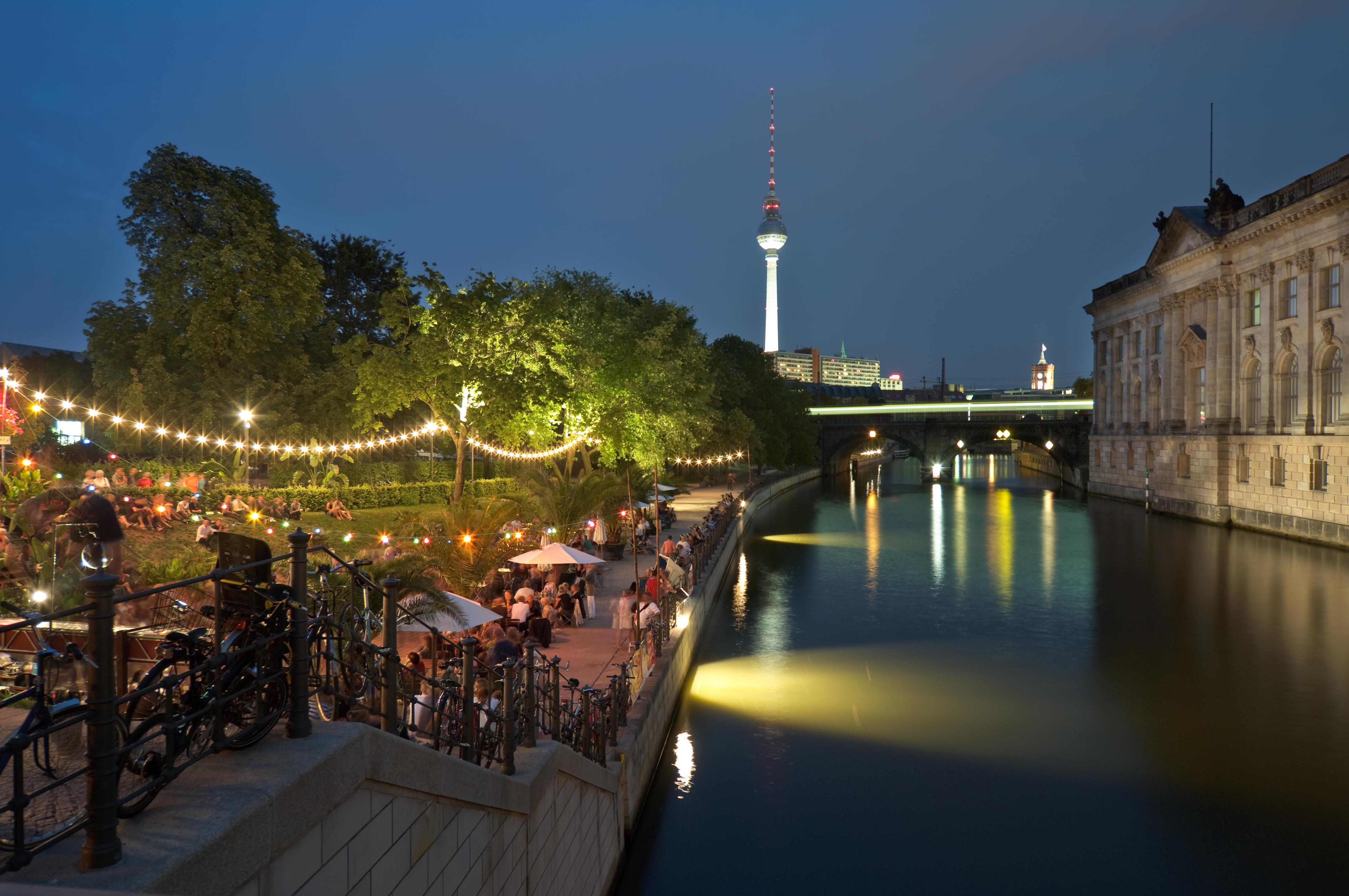 Prisvärd restaurang i Berlin