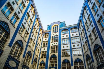 Hackesche Höfe - sevärdhet Berlin