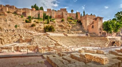 Malagas amfiteater