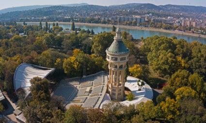 Margitsziget i Budapest