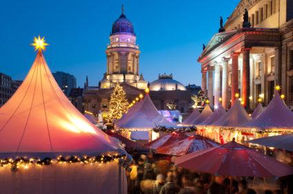 Julmarknad Berlin
