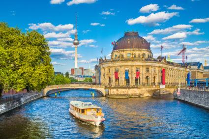 Museumsinsel - sevärdhet Berlin