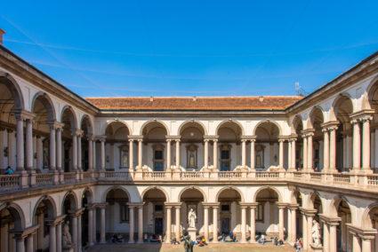 Pinacoteca di brera i Milano
