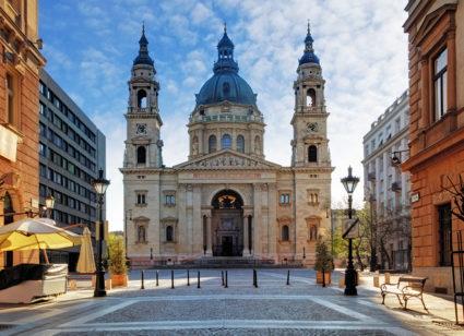 Sankt Stefansbasilikan i Budapest