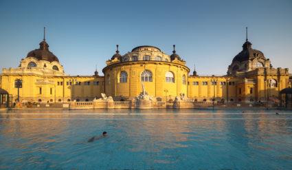 Széchenyi Spa i Budapest