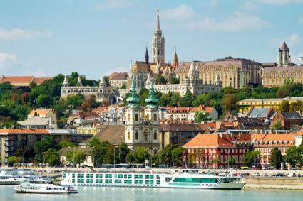 Budapest – kryssning på Donau