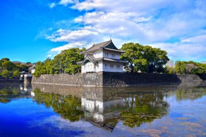 Kejsarpalatset i Tokyo