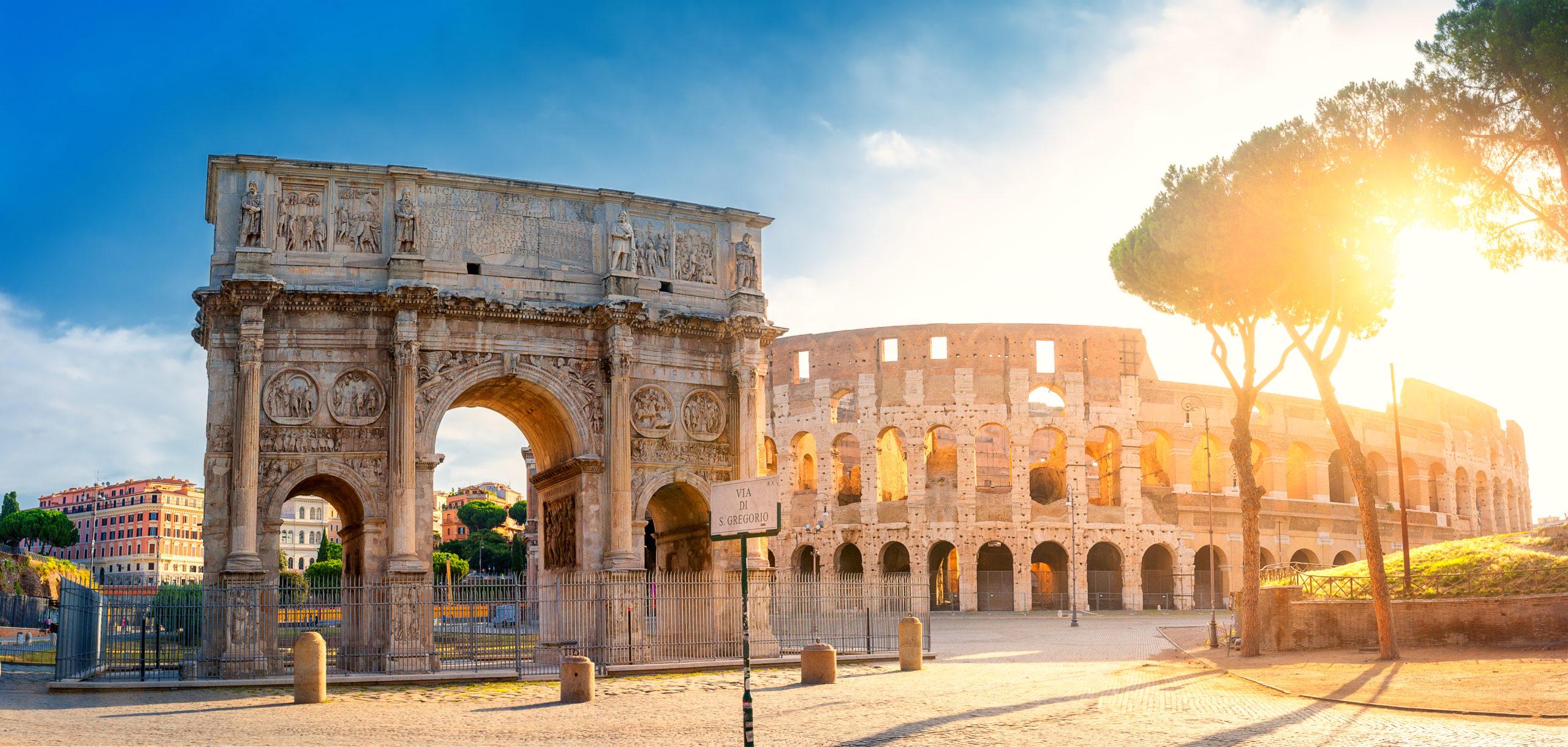 Väder i Rom