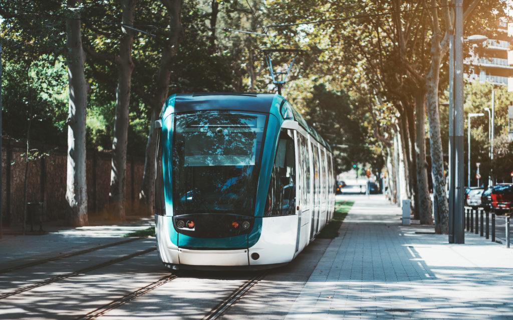 Tram i Barcelona