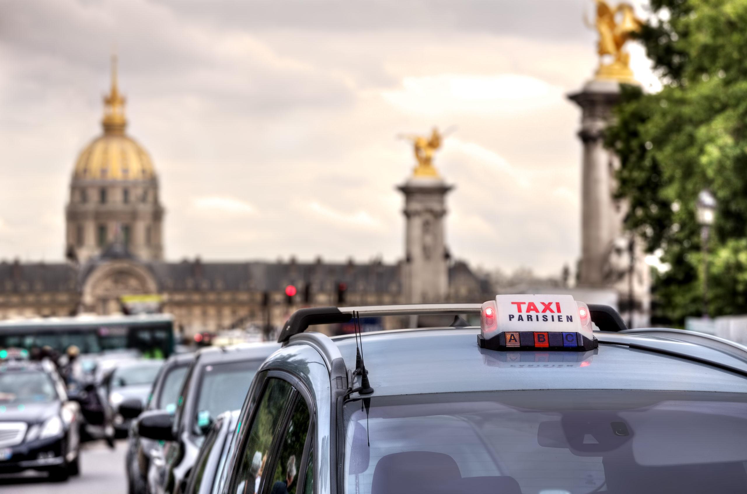 taxi paris